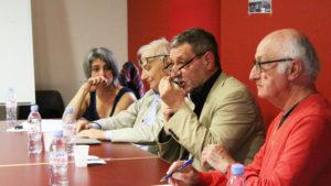 Réunion publique : Du Pays Basque à Paris, sur le chemin de la paix, 10 juin 2016